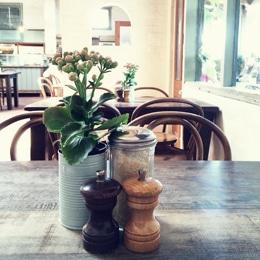 Berry Sourdough Cafe Menu