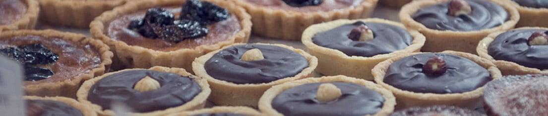 Berry Sourdough Cafe Pastries